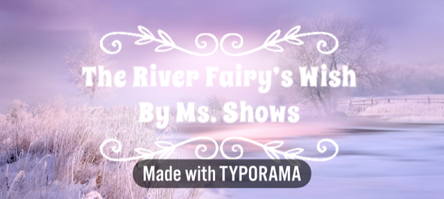 The River Fairy's Wish