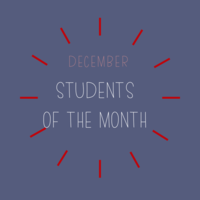 Students of the Month: AEST