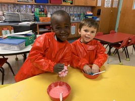 PreK and the Oobleck