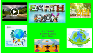 WES 5th Grade Students Celebrate Earth Day