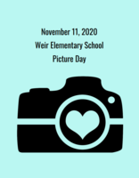 Weir Elementary School Picture Day
