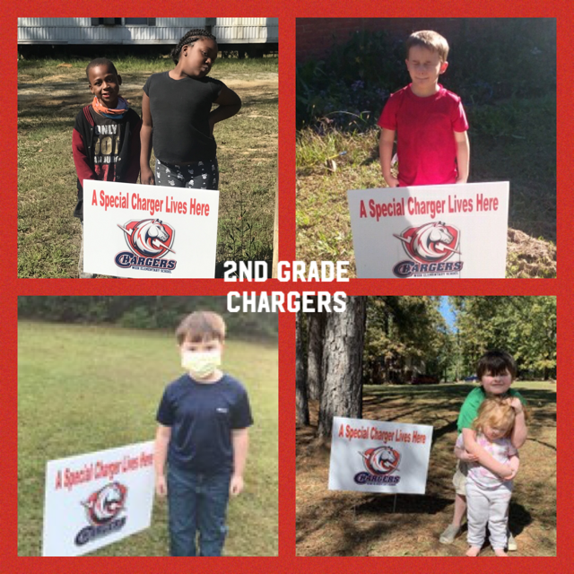 2nd Grade Special Chargers