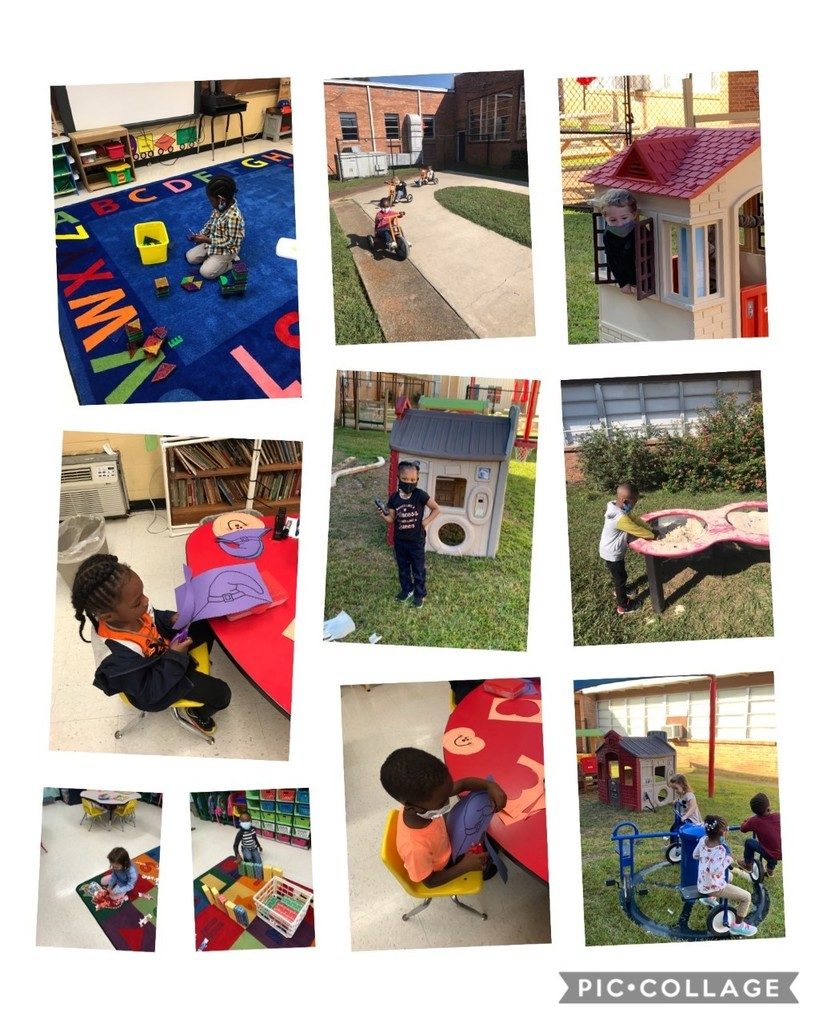The WES Pre-K students have enjoyed a week of work and fun!!