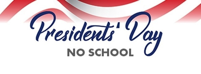 schools out Presidents' Day