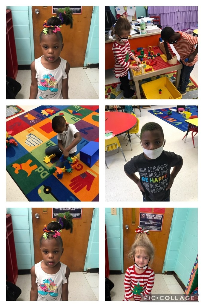 The Weir Pre-K class had a great week celebrating Dr. Seuss!
