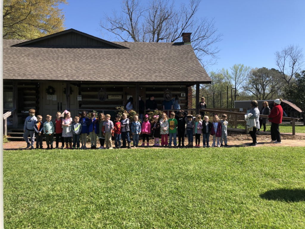 PreK and kindergarten Easter fun.