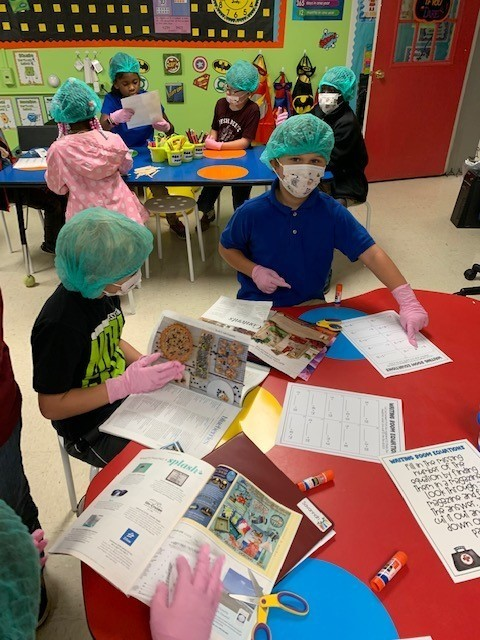 Second graders enjoy Hospital Place Value