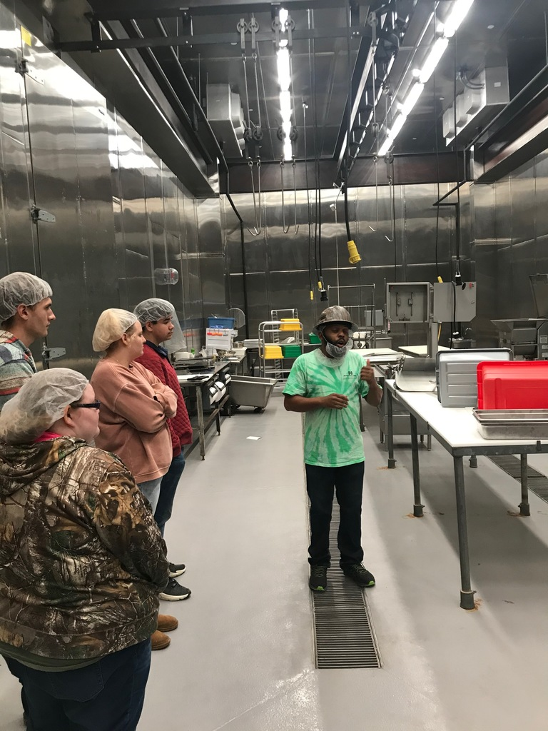 Culinary Students visit MSU