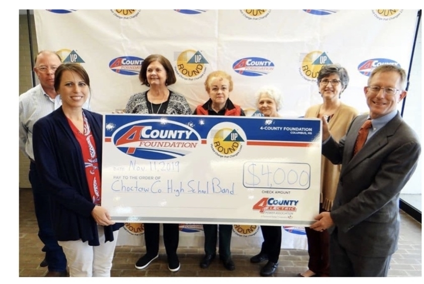 Check presentation from power company!