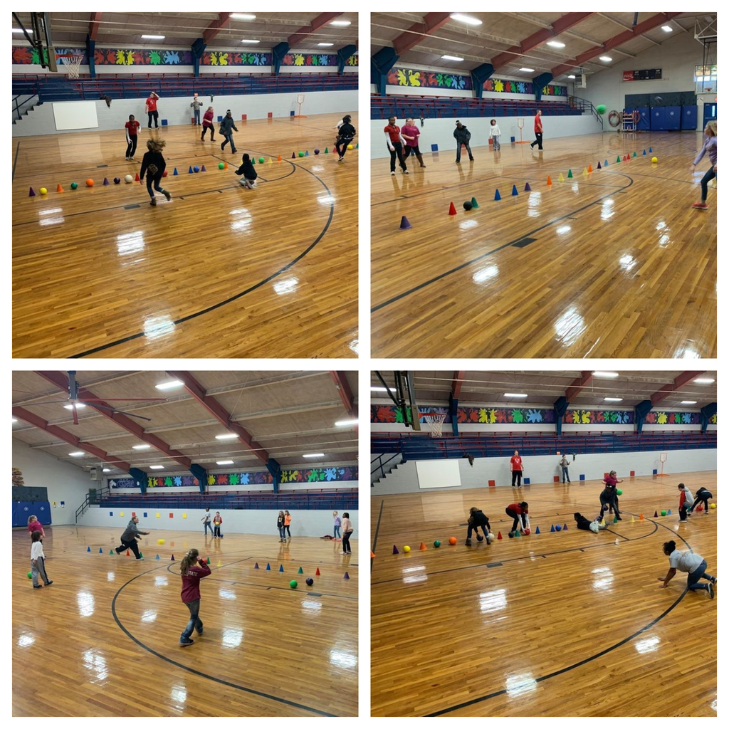 PE class at AES.