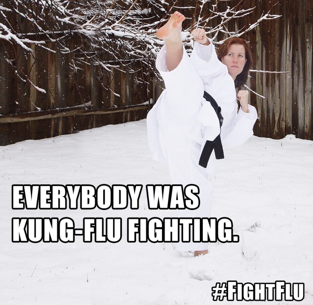 Fighting flu