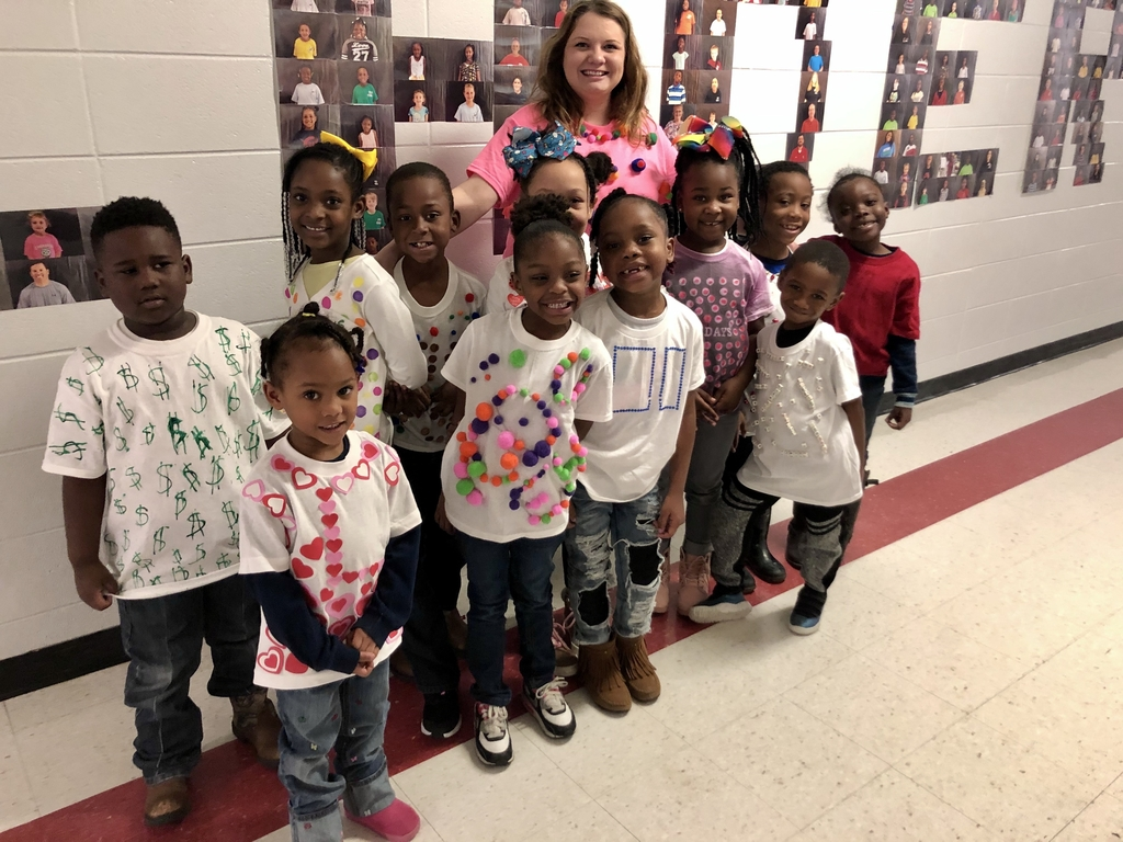 Wes pre-K students