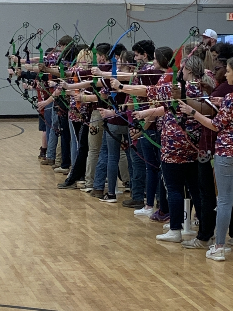 Charger Archery in action!!
