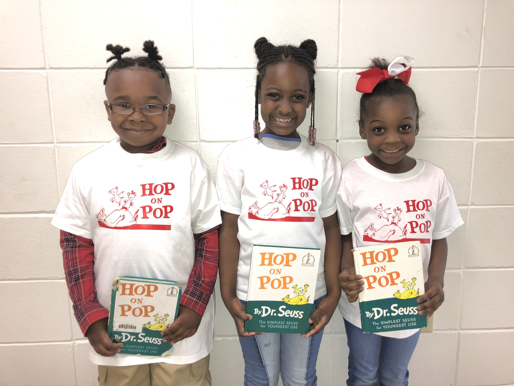 WES Kindergarten students celebrate Dr. Seuss