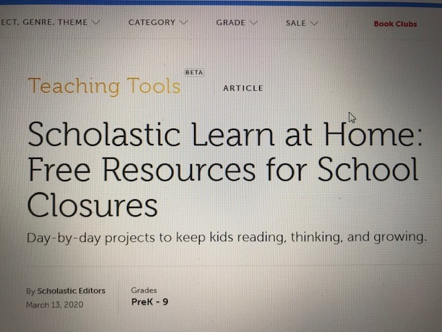 Scholastic Resource