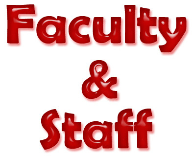 Faculty and Staff Sign
